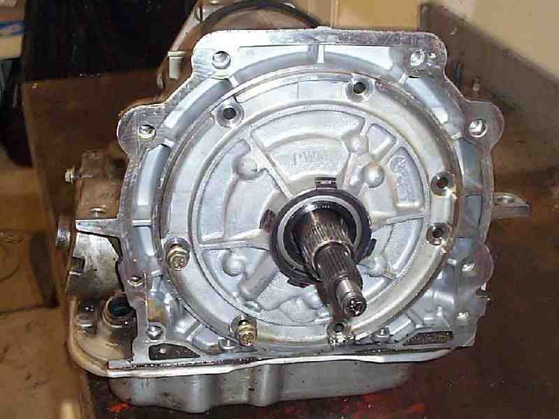 4l60e pump disassembly